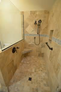 How To Fix A Delta Kitchen Faucet doorless shower photos photos and ideas