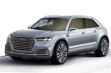 Audi Q8 Pics Audi Q8 And Electric Q6 Confirmed As Part Of New Product