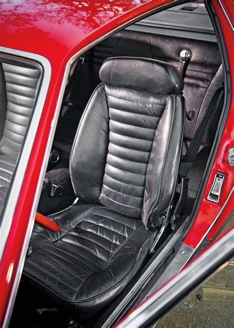 car upholstery montreal 1972 alfa romeo montreal classic drive motor trend classic