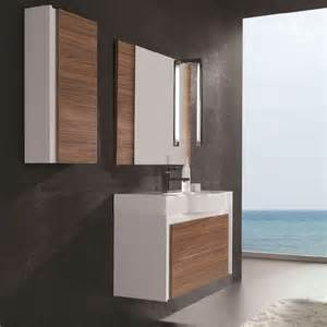lu 2 bathroom vanity wood grain modern bathroom