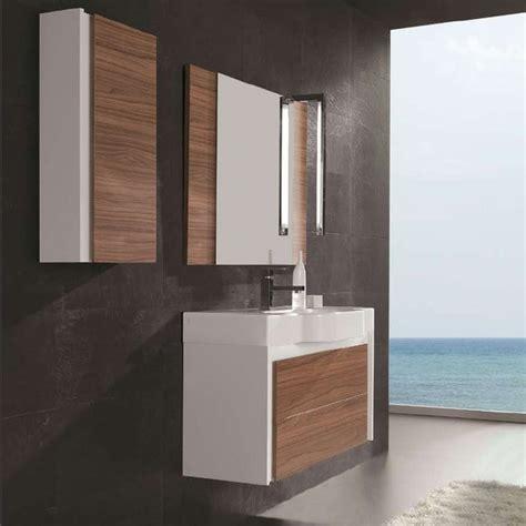 Modern Bathroom Wood Vanity Lu 2 Bathroom Vanity Wood Grain Modern Bathroom