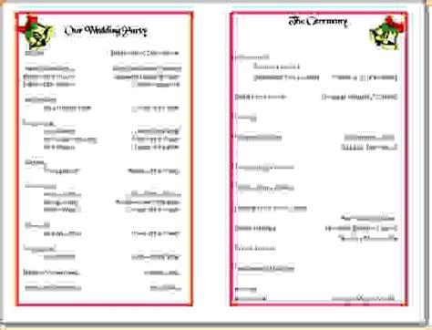 christmas agenda template programme template best template idea