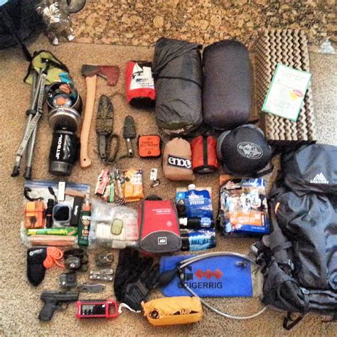 Jersey Set Trail Cros 2 1st day of fall backpacking gear 1 of 3