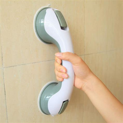 bathroom handrail bathroom handrail tub super grip suction handle shower