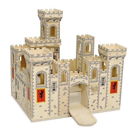 speelgoed kasteel melissa doug deluxe folding medieval wooden