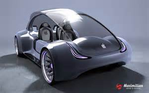Apple Secretly Designs Electric Car Create A Design For The Rumored Apple Electric Car