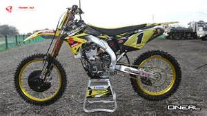 Suzuki Motocross 2017 Photos New Bikes From The Big Four Transworld