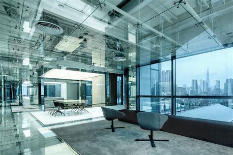 glass wall house 1 e architect glass office soho china aim architecture archdaily