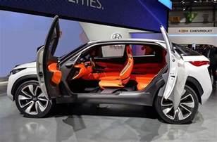 Interior Design Santa Fe 2018 Hyundai Kona Suv 2017 Petalmist Com