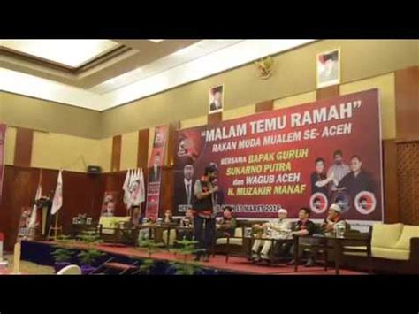 film dokumenter radio rimba raya guruh sukarno putra mendengarkan sejarah radio rimba raya