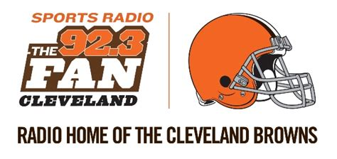 92 3 the fan listen buccaneers vs browns listen live play by play week 9