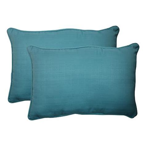 Outdoor Rectangular Pillows by Pillow Set Of 2 Outdoor Forsyth Rectangular Throw