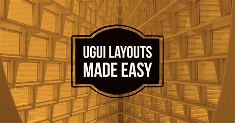 unity ugui layout element unity ugui horizontallayoutgroup verticallayoutgroup
