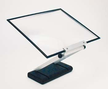 fresnel lens magnifiers 2x fresnel stand magnifier