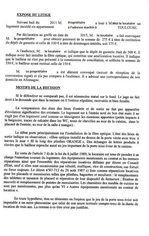 Non Restitution De Caution 1911 by Refus De Restitution De Caution Suite 224 L Installation De