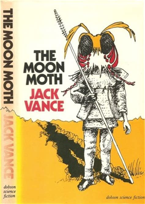the moon and the other books the moon moth and other stories by vance reviews