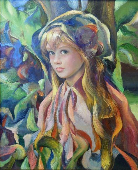 francisco j j masseria quot billie quot on canvas painting