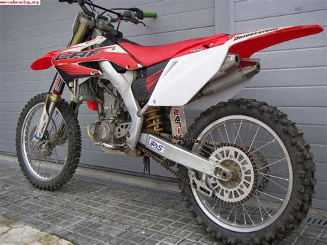 honda 250 cc honda crf 250cc 4t 2007 venta de motos de carretera