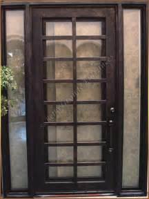 homeofficedecoration metal exterior door