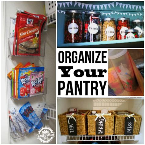 10 unconventional ways to organize your pantry fullact