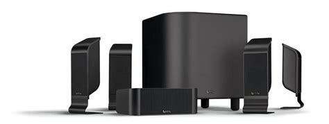 infinity total solutions home cinema speaker system