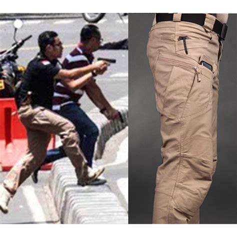 Celana Tactical Polisi Ganteng Abu jual celana kargo pdl tactical polisi ganteng helikon