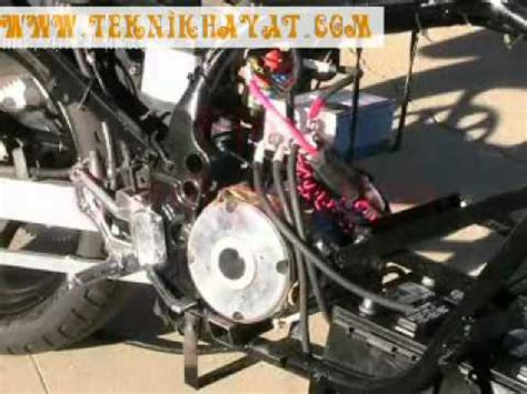 elektrikli motosiklet nasil yapilir youtube