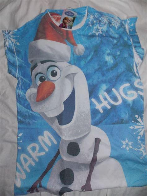 Disney Frozen Crismes T Shirt disney frozen olaf the snowman warm hugs t shirt 6