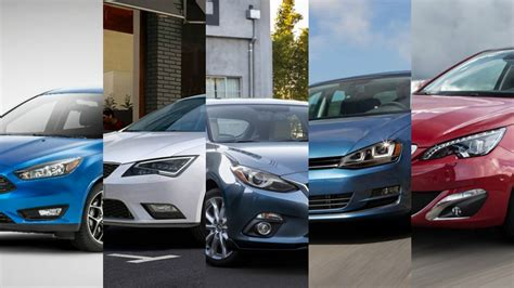 an 225 lsiscomparativo hatchbacks compactos ford focus vs