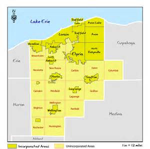 Lorain Ohio Map by Ohio Dnr Lake Erie Access Guide Lorain County