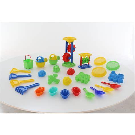 Play Sand Fresh Fruit Set bumper sand set gamez galore