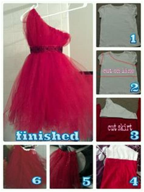 How To Make A Dress Out Of Wrapping Paper - 1000 images about tutu dress how to make on