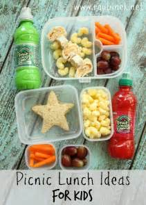 picnic lunch ideas for kids maybe baby pinterest