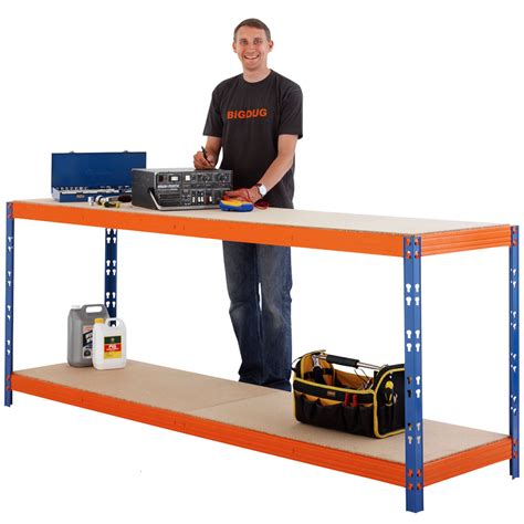 warehouse bench super heavy duty industrial workbench packing bench warehouse ebay