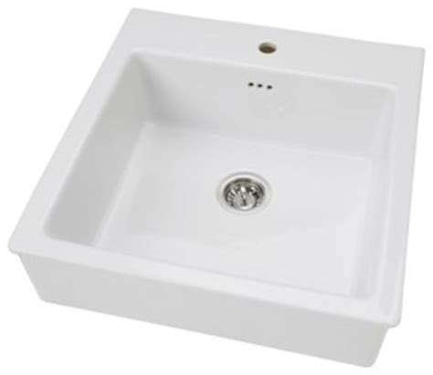 Bathroom Sink Cabinets Ikea Uk Domsj 214 Sink Bowl By Ikea Contemporary Bathroom Sinks