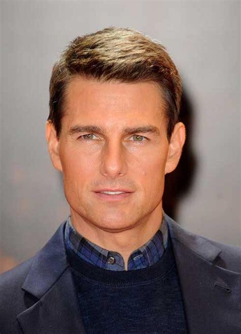 Tom Cruise Hairstyle by Tom Cruise Hair Style 2017 2018 Best Cars Reviews