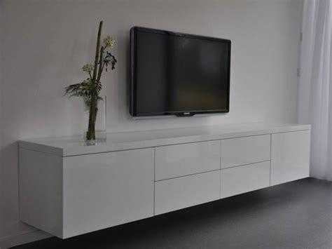 meubels ral 9010 tv meubel zwevend mdf hoogglans ral9010 te boveldt