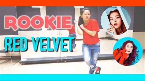 tutorial dance red velvet red velvet rookie dance tutorial full w mirror slowed