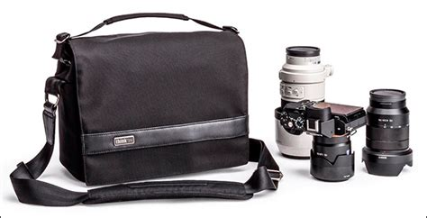 Thinktank Approach 5 Mirrorless Shoulder Bag press releases think tank photo s approach 15