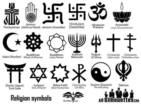 religious themes definition religion symbols vector 123freevectors