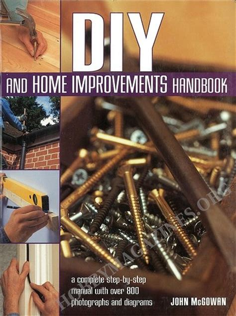 diy and home improvements handbook 187 hobby magazines