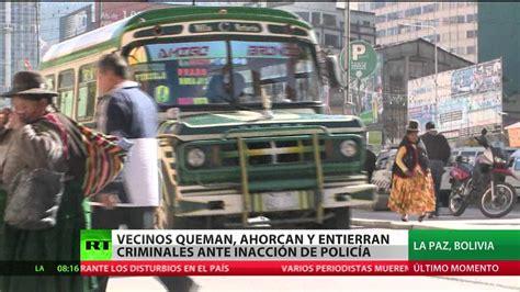 imagenes de justicia comunitaria en bolivia linchamientos en bolivia la justicia comunitaria