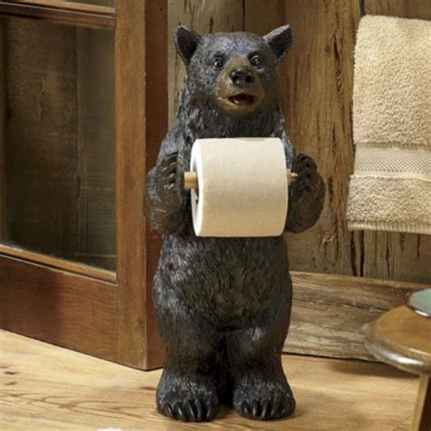 bear toilet paper holder 182 best images about toilet paper holders on pinterest