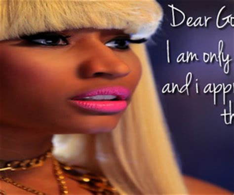 Nicki Minaj Birthday Quotes Nicki Minaj Quotes Image Quotes At Relatably Com