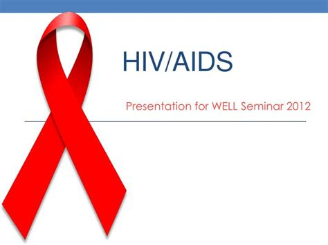aids template ppt hiv aids powerpoint presentation id 5784598