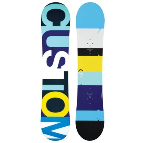 Handmade Snowboards - burton custom smalls snowboard 09 10