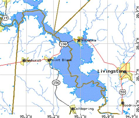 map of lake livingston texas lake livingston fishing and cing