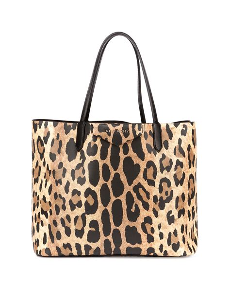 givenchy pre fall 2015 bag collection featuring leopard