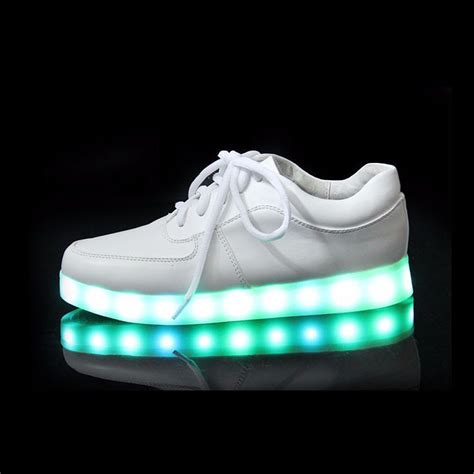 2015 new europe a new simulation led shoes for adults