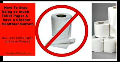 Why Did They Stop Colored Toilet Paper - how to stop using so much toilet paper